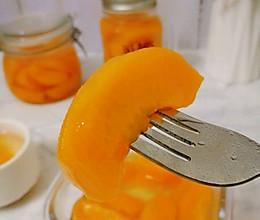 锁住美味——冰糖黄桃