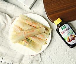 #百变鲜锋料理#春饼卷子的做法