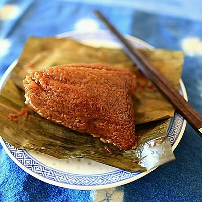 蛋黄大肉粽