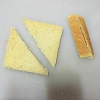 煎蛋火腿肠三明治的做法图解17