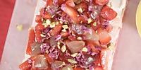 玫瑰草莓西瓜蛋糕,高颜值的美味!的做法图解10