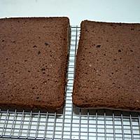 可可奶油果仁蛋糕#美的烤箱菜谱#的做法图解18