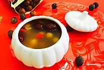 莲子百合汤的做法