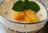 芒果奶酪布丁的做法