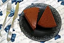 可可巧克力戚风蛋糕#全电厨王料理挑战赛热力开战!#的做法