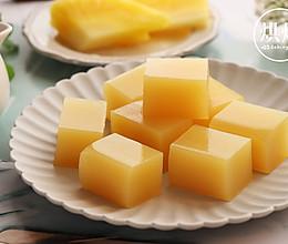 菠萝马蹄糕的做法
