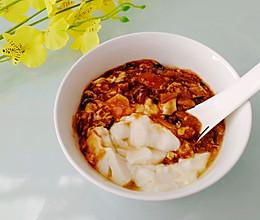 #橄榄中国味 感恩添美味#老北京小吃一豆腐脑的做法