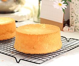 #白色情人节限定美味# 原味戚风蛋糕的做法