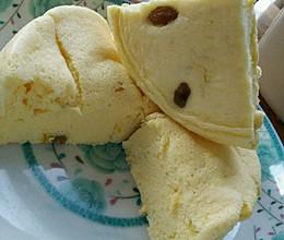 健康蒸蛋糕(无油,木糖醇,酸奶)的做法
