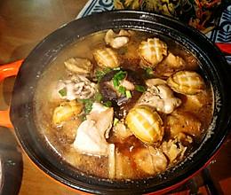 鲍鱼鸡煲——家宴中的硬菜,手残党也能搞定的年夜菜的做法