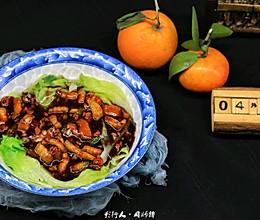 #换着花样吃早餐#蚝油生菜-不愚人的做法的做法