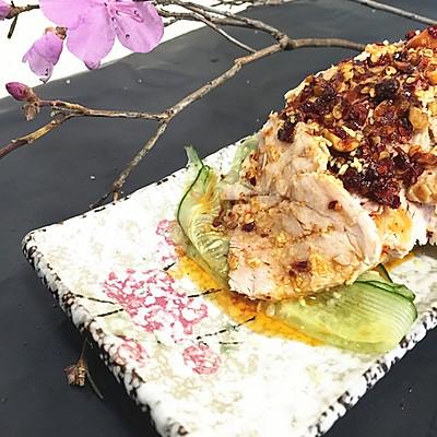 蒜泥白肉——享受味蕾的辣爽