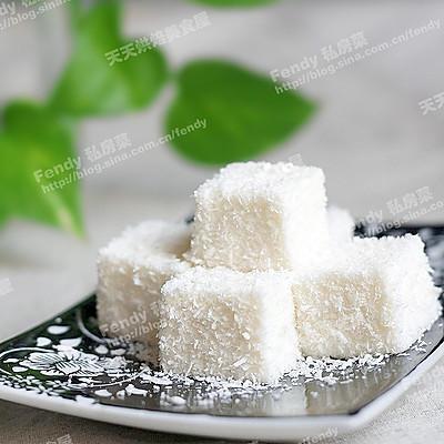 至爱的南洋椰奶冻、雪花椰奶凉糕
