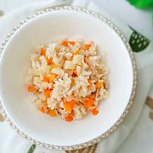11M+土豆肉焖饭:宝宝辅食营养食谱菜谱