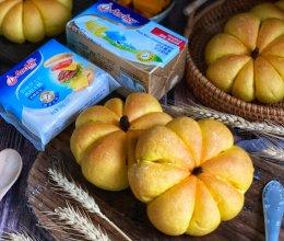 南瓜芝士面包的做法