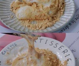 超软糯,超快手的牛奶麻薯的做法