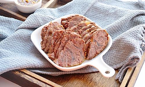 懒人版香卤牛肉的做法