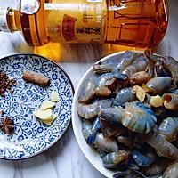 油爆虾#金龙鱼外婆乡小榨菜籽油 最强家乡菜#的做法图解11