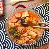 麻辣烫——家庭版自制小火锅的做法图解11