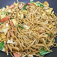 #快手又营养,我家的冬日必备菜品#快手炒面条的做法图解8