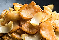 脆、嫩、甜,海鲜小炒的一股清流!的做法