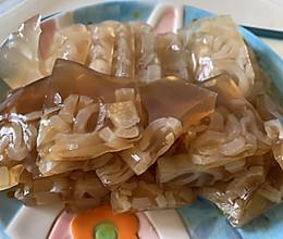 肉皮冻(水晶皮冻 传统皮冻)的做法
