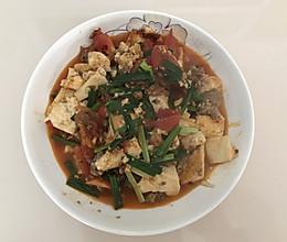 香滑的红油豆腐的做法