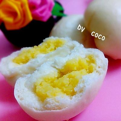 奶黄包  含奶黄馅制作  超详细