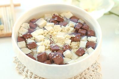猪血豆腐汤 宝宝辅食微课堂