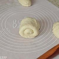 椰香手撕面包的做法图解8