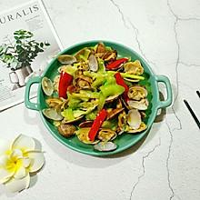 丝瓜焗花蛤#父亲节,给老爸做道菜#