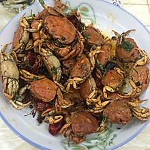 麻辣小螃蟹