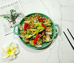 丝瓜焗花蛤#父亲节,给老爸做道菜#的做法