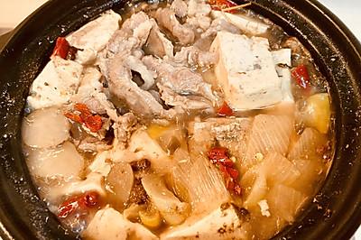 带鱼羊肉,营养美味提高免疫力Healthy Recipe