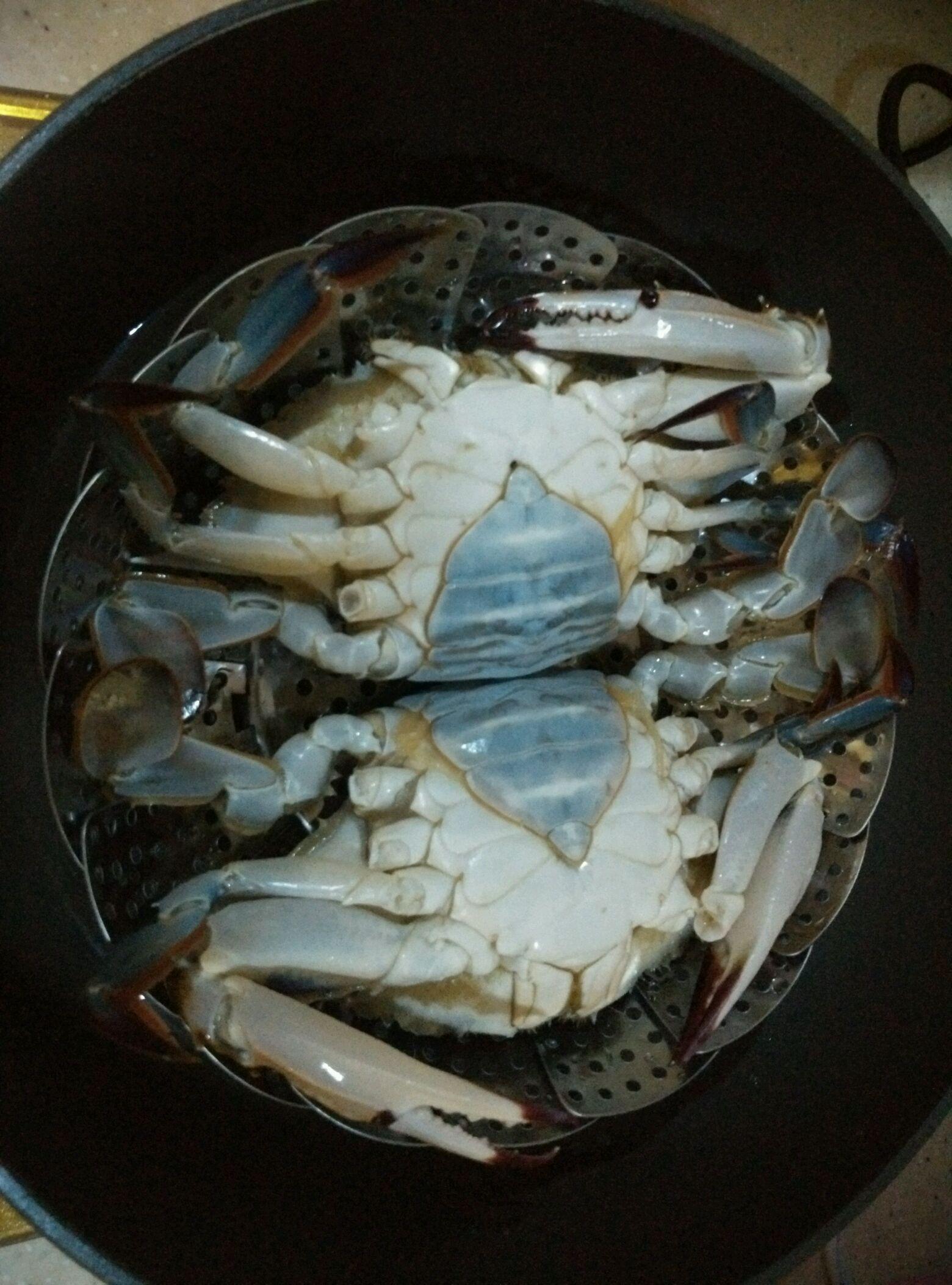 蒸好的螃蟹如何保存_清蒸螃蟹的做法_【图解】清蒸螃蟹怎么做如何做好吃_清蒸螃蟹 ...
