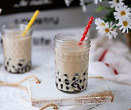 #人人能开小吃店#珍珠奶茶的做法