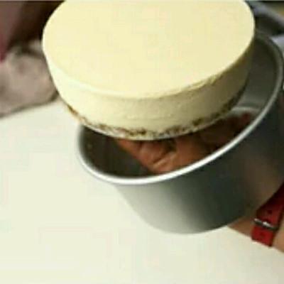 冻芝士蛋糕的做法 步骤12