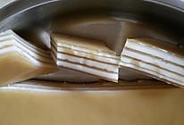 千层马蹄椰汁糕的做法