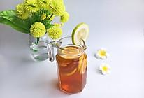 柠檬冰红茶#康师傅轻养果荟特调BAR#的做法