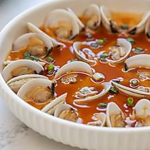蛤蜊蒸蛋|鲜甜香嫩