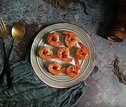 牛油果虾仁沙拉的做法