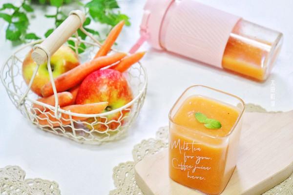 营养满满—综合果蔬汁的做法