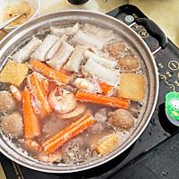 骨汤锅#浓汤宝火锅英雄争霸赛的做法图解3