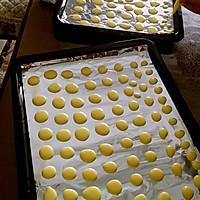 蛋黄溶豆饼干(6-9个月宝宝辅食)的做法图解6