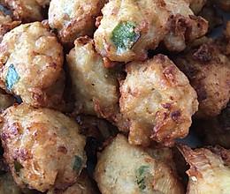 好吃又好做的萝卜炸肉丸子的做法