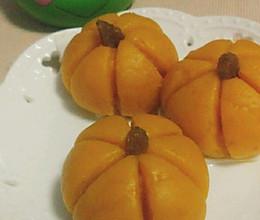 小南瓜饼的做法