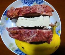 牛肉夹馍的做法