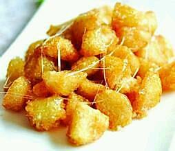 美味糖滚粽子