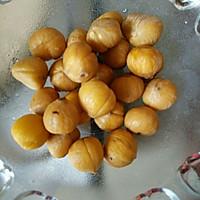 粟子西米红豆糖水~养颜甜品的做法图解4