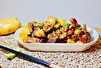 排骨烧土豆的做法